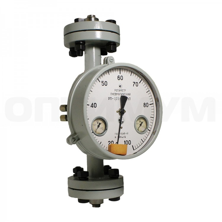 Пневматический фторопластовый ротаметр рпф-02 1,6 жуз, ротаметры