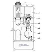 Дистилляционные аппараты для воды ИДПЭ и ДПП