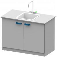 Лабораторная мебель серии ЛАБ-PRO
