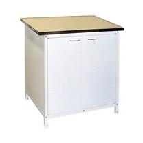Мебель серии ЦМ (цельно-металлическая)