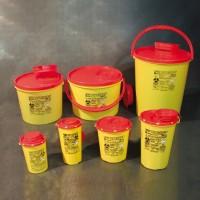 Контейнеры для медицинских отходов